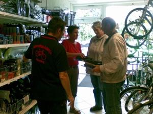 Havelberg - Fahrradhaus Hubeny - Ihr Rad-Fachhändler - Räder und Ersatzteile