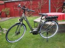 E-Rad mit Shimano-Motor