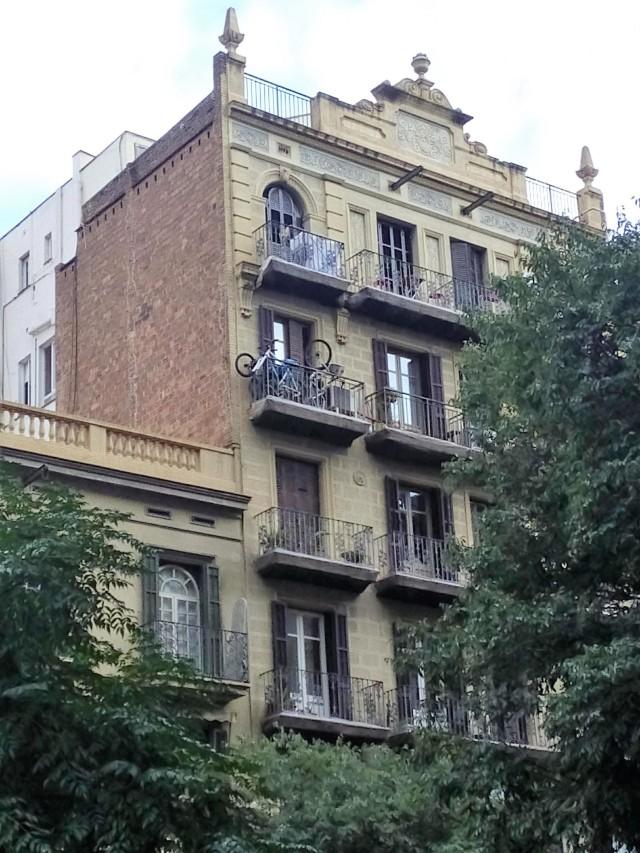 Balkon Barcelona 2017